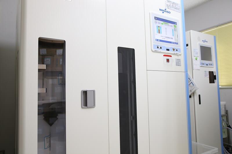 透析用剤溶解装置